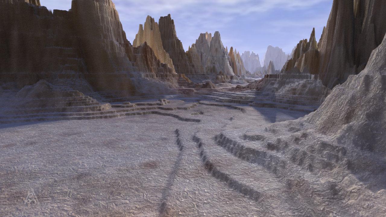 Fantasy Landscape 5