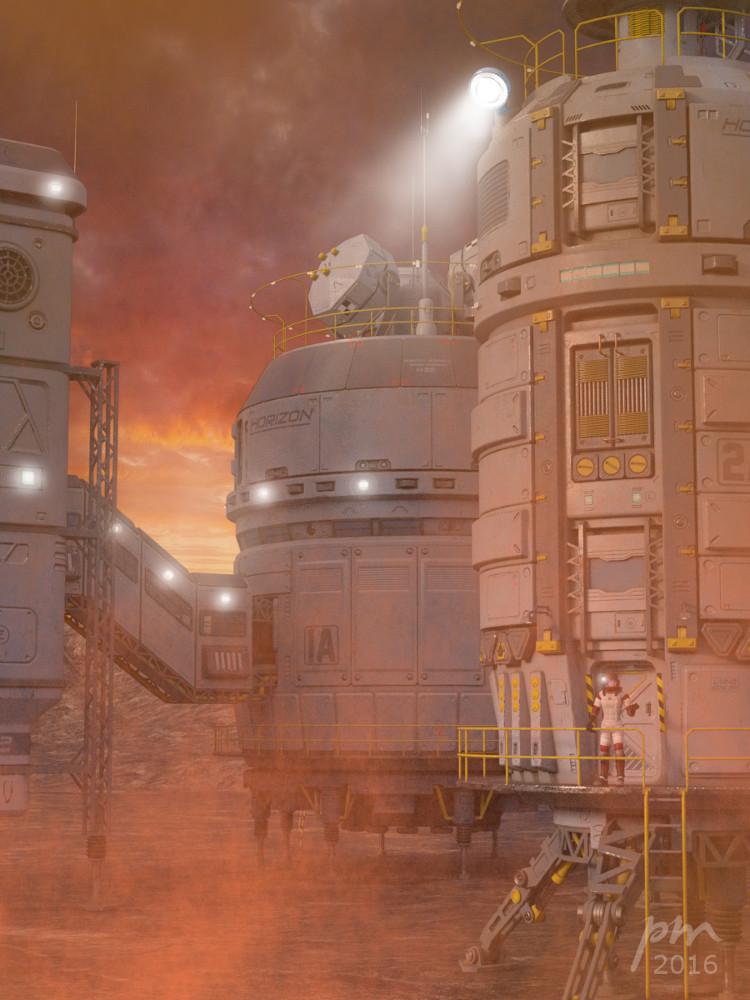 Mars 2050